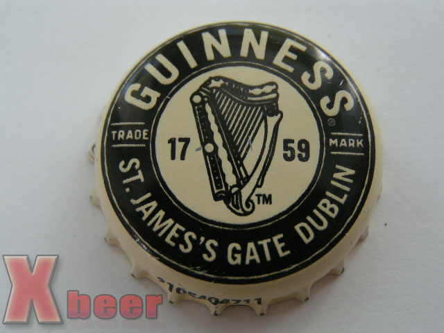 Guinness 1759 St. James Gate Dublin